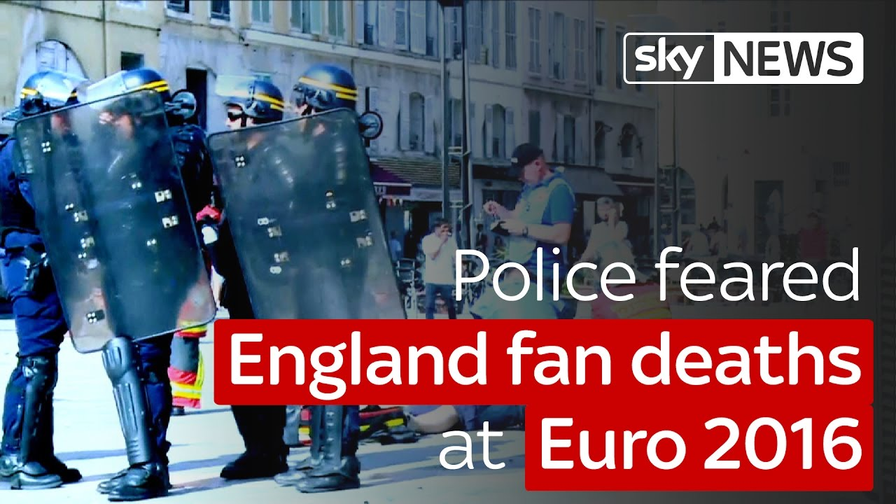 Police feared England fan deaths at Euro 2016 5