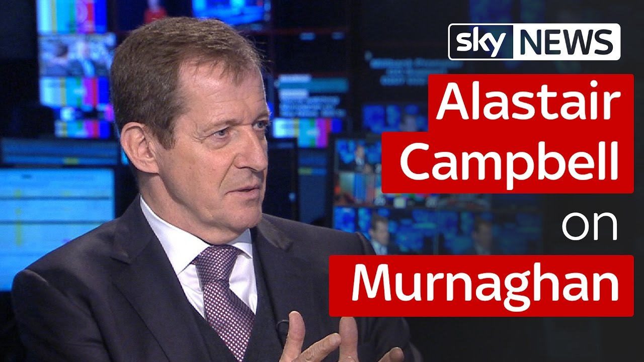 Alastair Campbell on Murnaghan 8