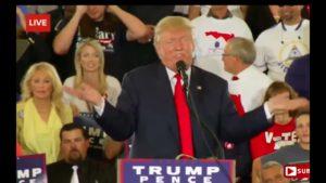 Donald Trump Speechless Over Hillary Clinton Corruption 10/12/16: Hilarious 9