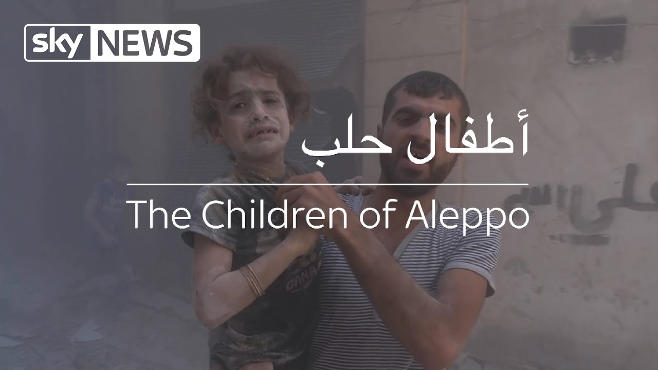 The children of Aleppo 5