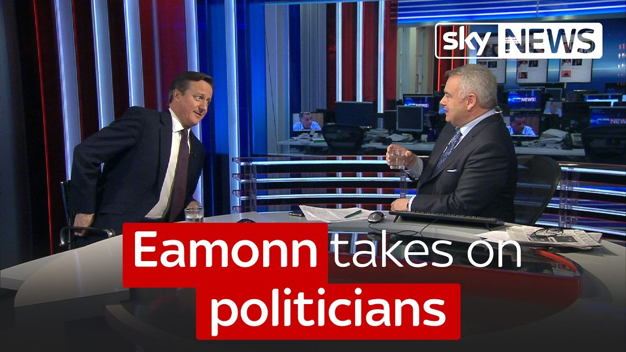 Eamonn takes on politicians 8