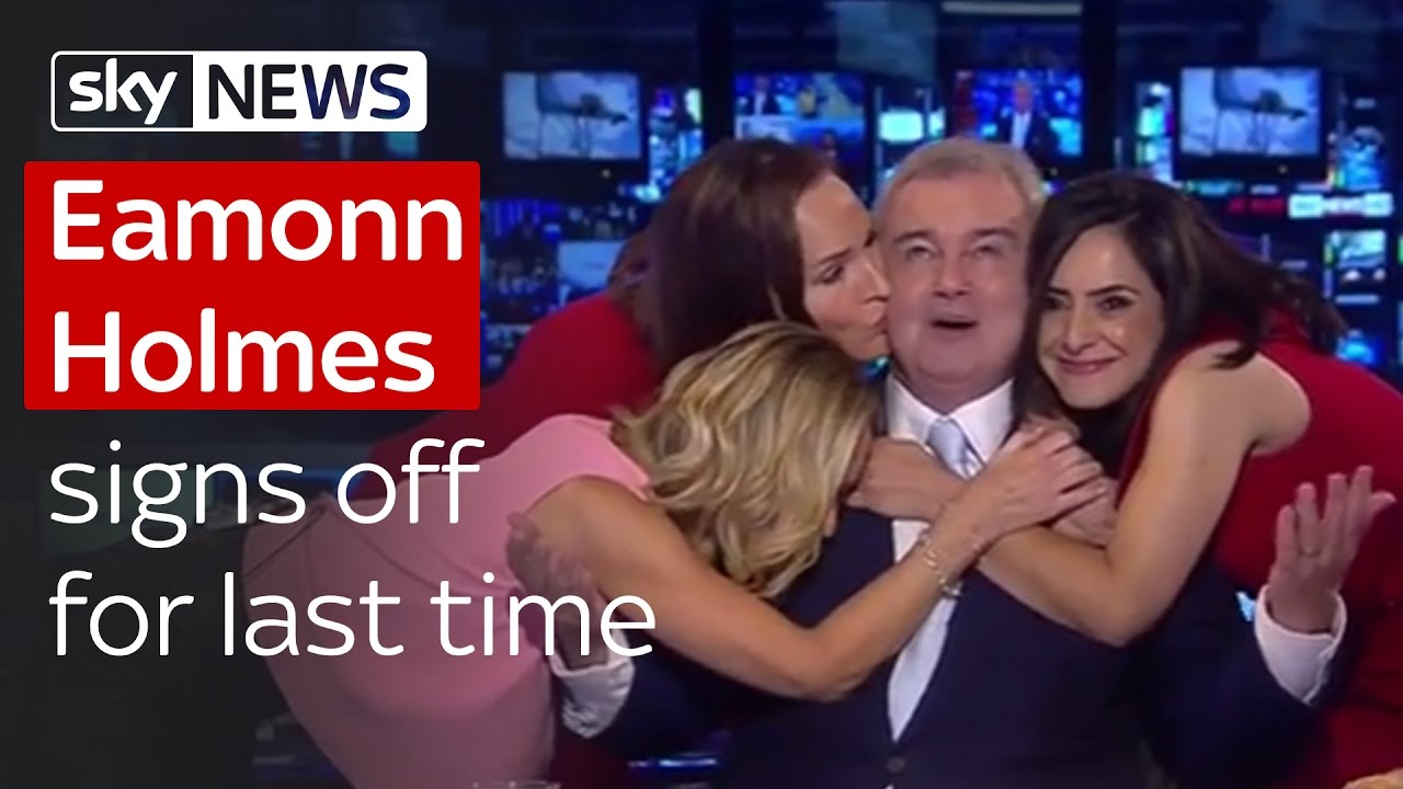 Eamonn Holmes Signs Off For Last Time 9