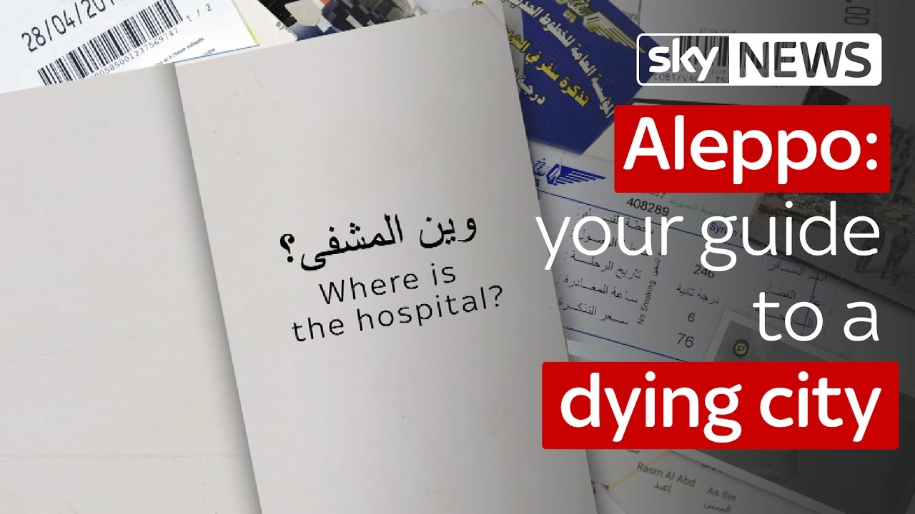 Aleppo: your guide to a dying city 4