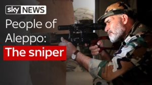 People Of Aleppo: The Sniper 6