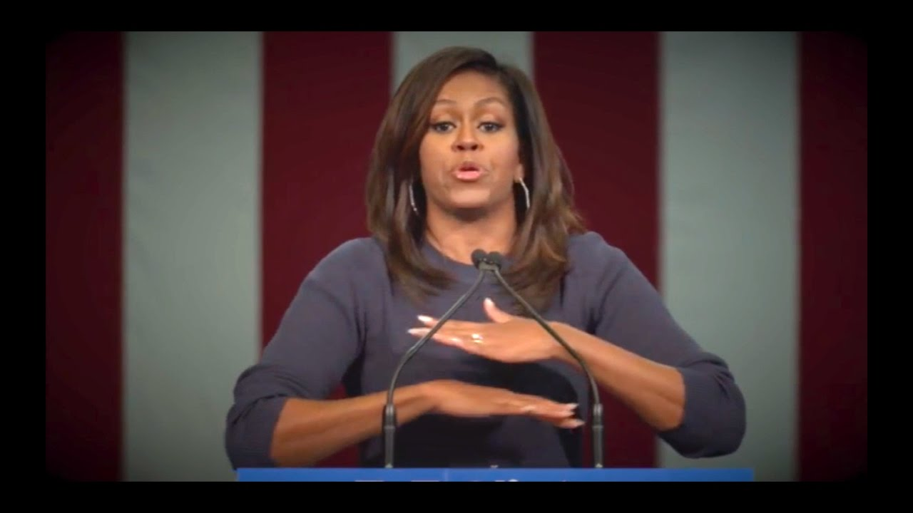 Michelle Obama Speech: New Hampshire 10/13/16 12