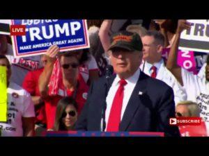 Full: Donald Trump Speech 10/25/16: Sandford, Florida 1