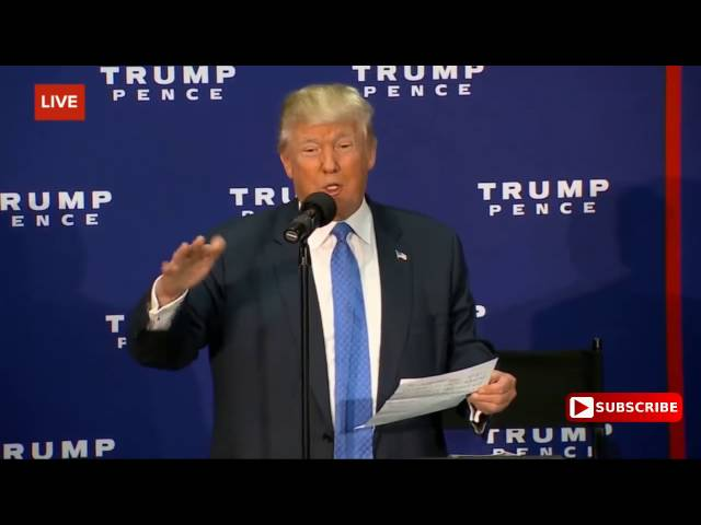 Donald Trump Reads List of Winning Polls! Crooked Hillary! Crooked Media! 10/6/16 3