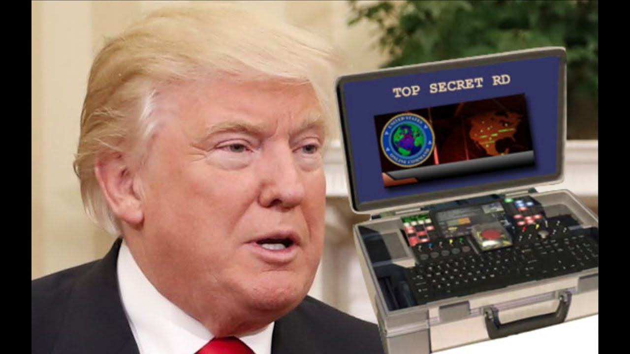 Donald Trump Briefed on Nuclear Launch Codes 11/11/16 10