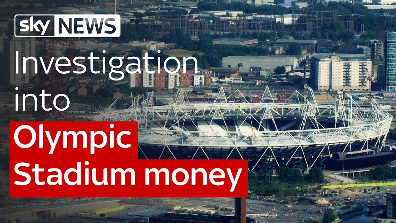 Olympic Stadium inquiry as costs soar by £51m 13
