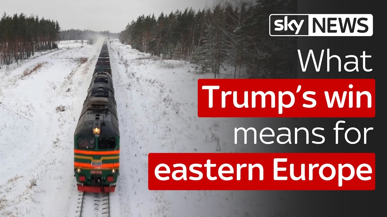 What Trump's election win means for eastern Europe 7