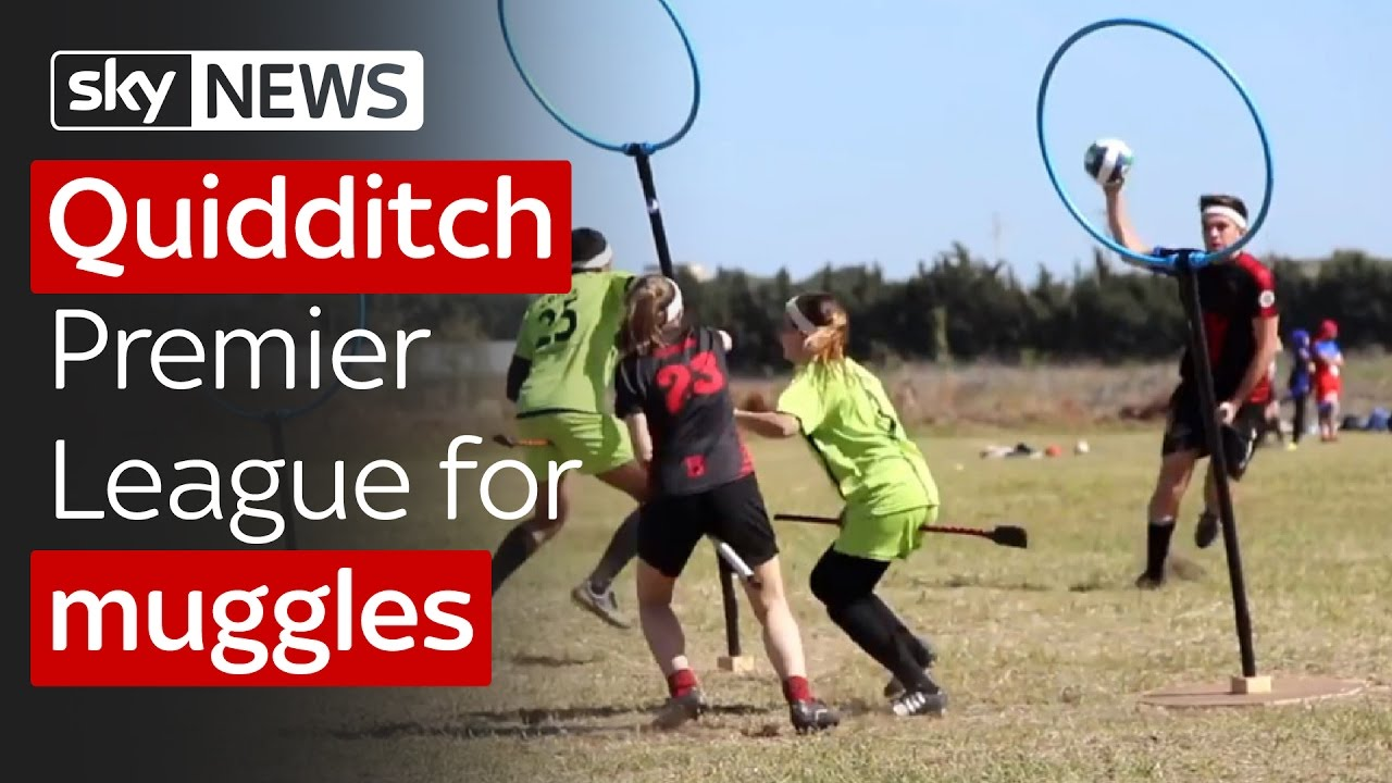 Quidditch Premier League for muggles 3