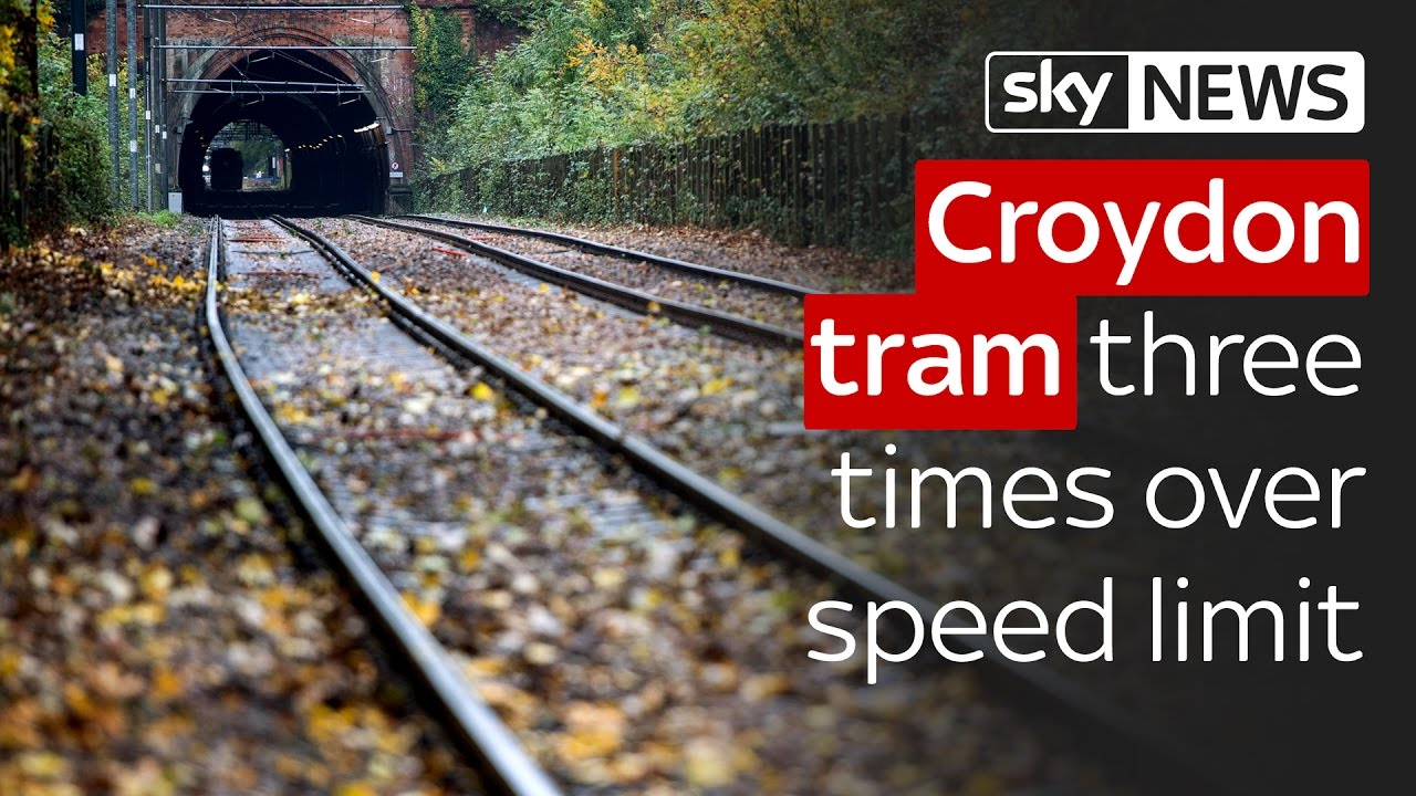 Croydon tram was three times over speed limit for deadly crash 6