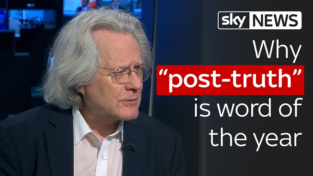 "Why ""post-truth"" is word of the year 2016 9"