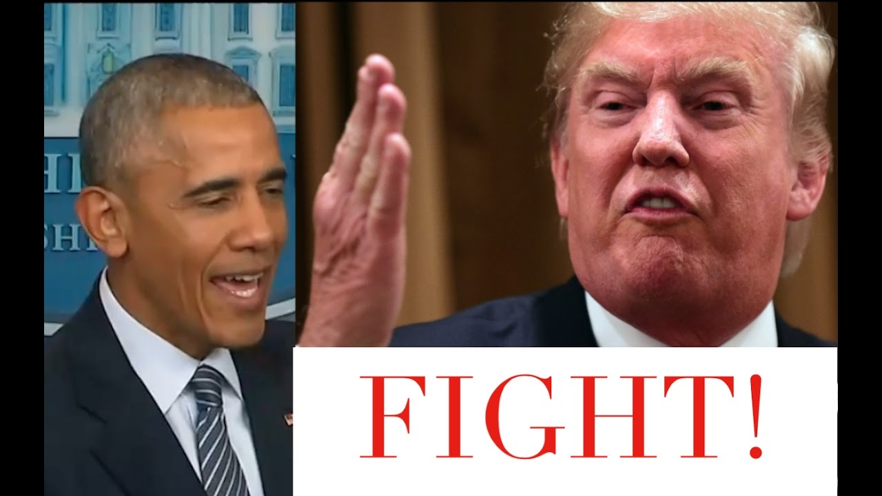Obama Takes a Jab at Donald Trump's Temperament! 11/14/16 8