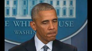 Obama Has Freudian Slip Talking About Donald Trump! 11/14/16 1