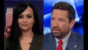 Katrina Pierson Confronts Sanctuary City Mayor Over Defying Trump! 11/15/16 6