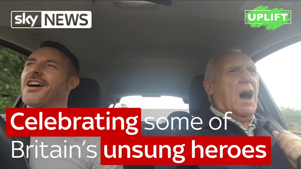 Celebrating some of Britain's unsung heroes 9