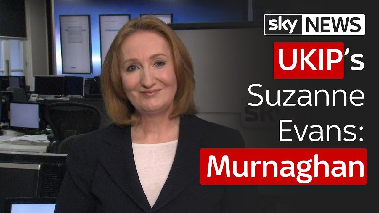 UKIP leadership candidate Suzanne Evans: Murnaghan 8
