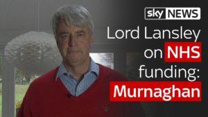 Former Health Secretary Lord Lansley on NHS funding: Murnaghan 5