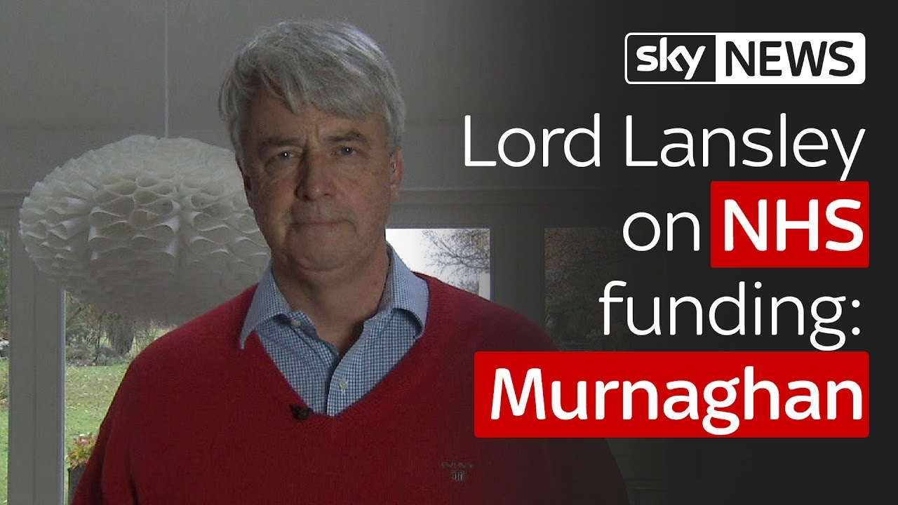 Former Health Secretary Lord Lansley on NHS funding: Murnaghan 4