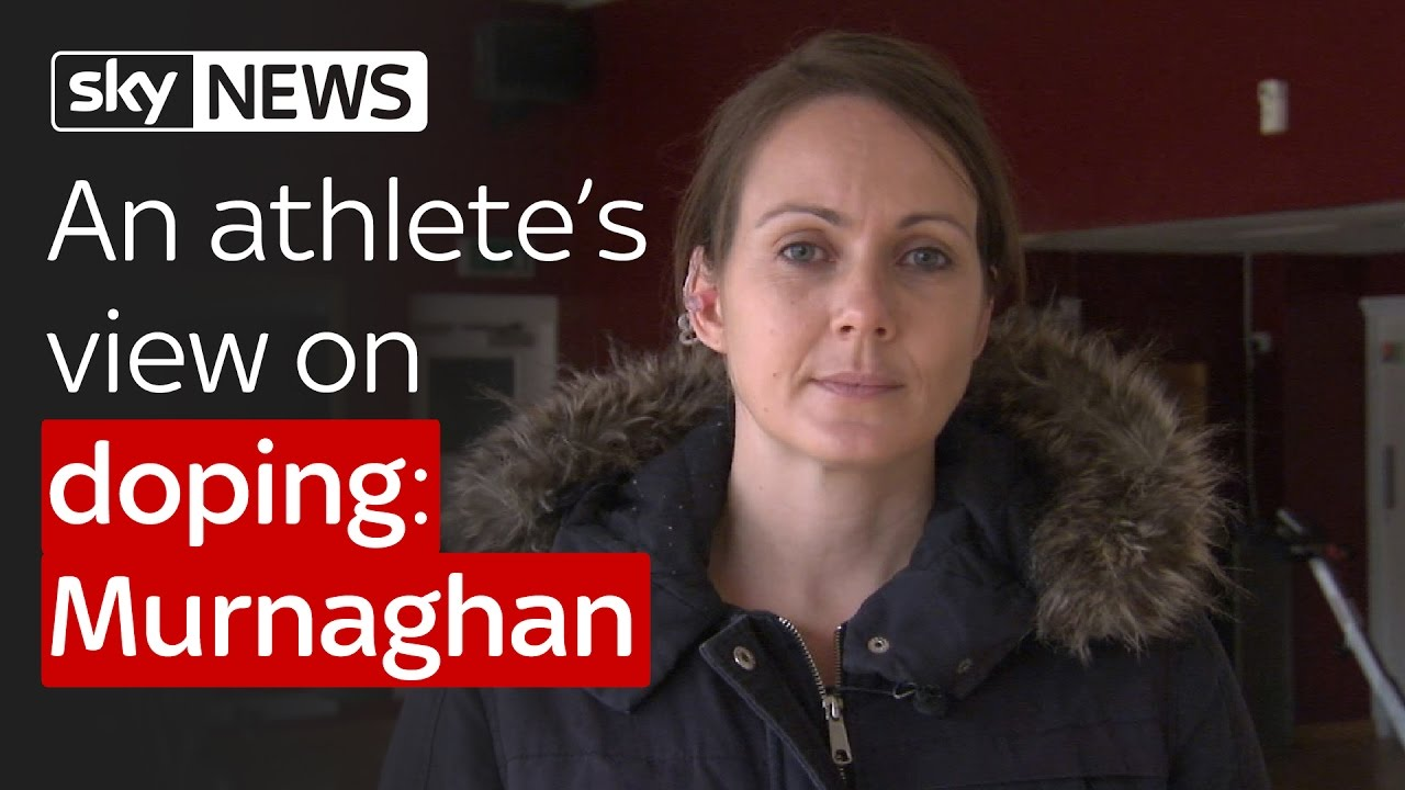 An athlete's view on doping: Olympic medallist Kelly Sotherton on Murnaghan 9