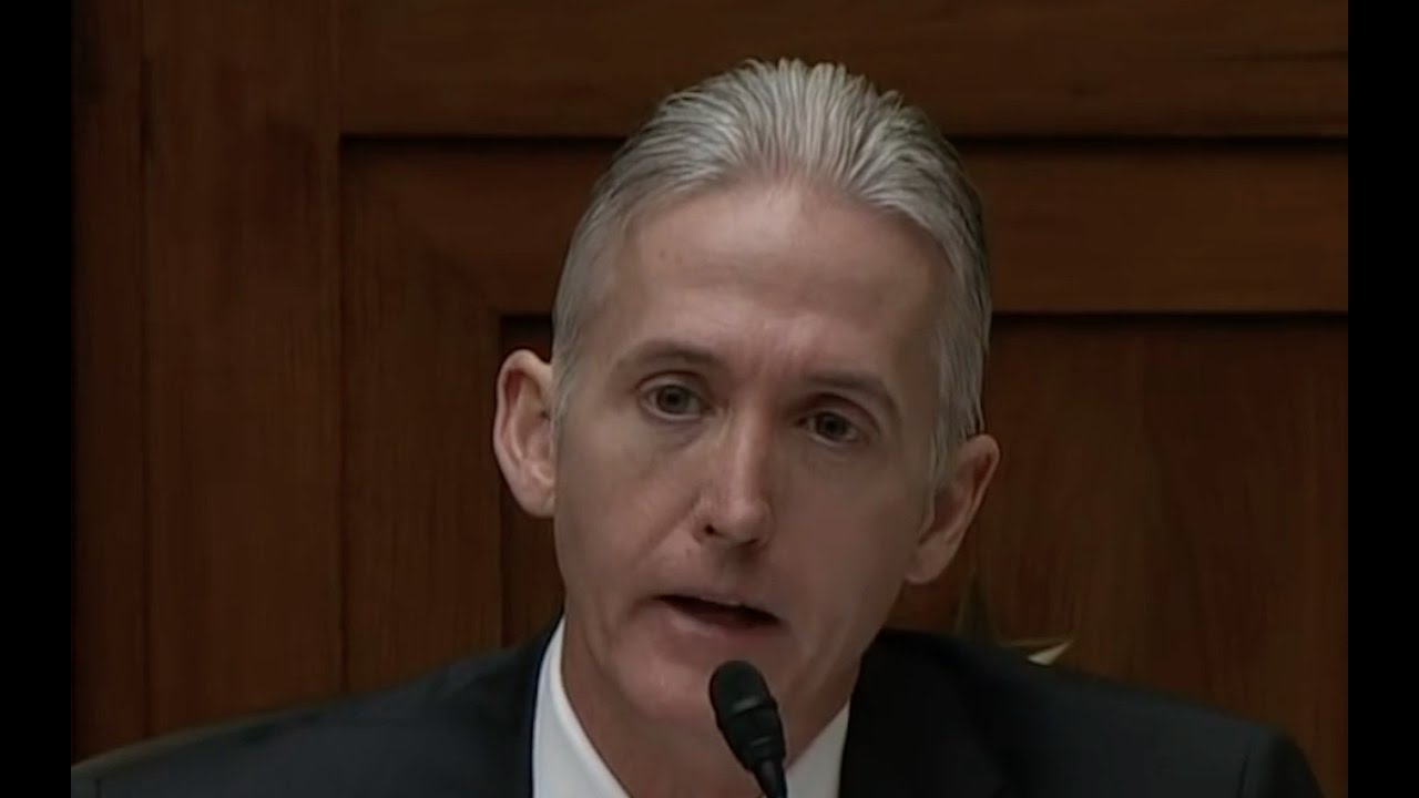Trey Gowdy Grills State Department Official on Hillary Clinton Emails 1