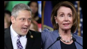 Pelosi Challenger Says America Gave Middle Finger on Election Day! 11/21/16 9