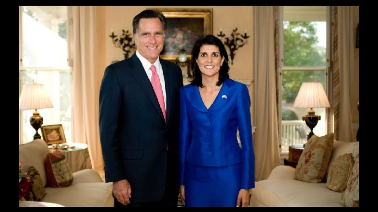 Donald Trump Picks Nikki Haley as U.N. Ambassador 11/23/16 11