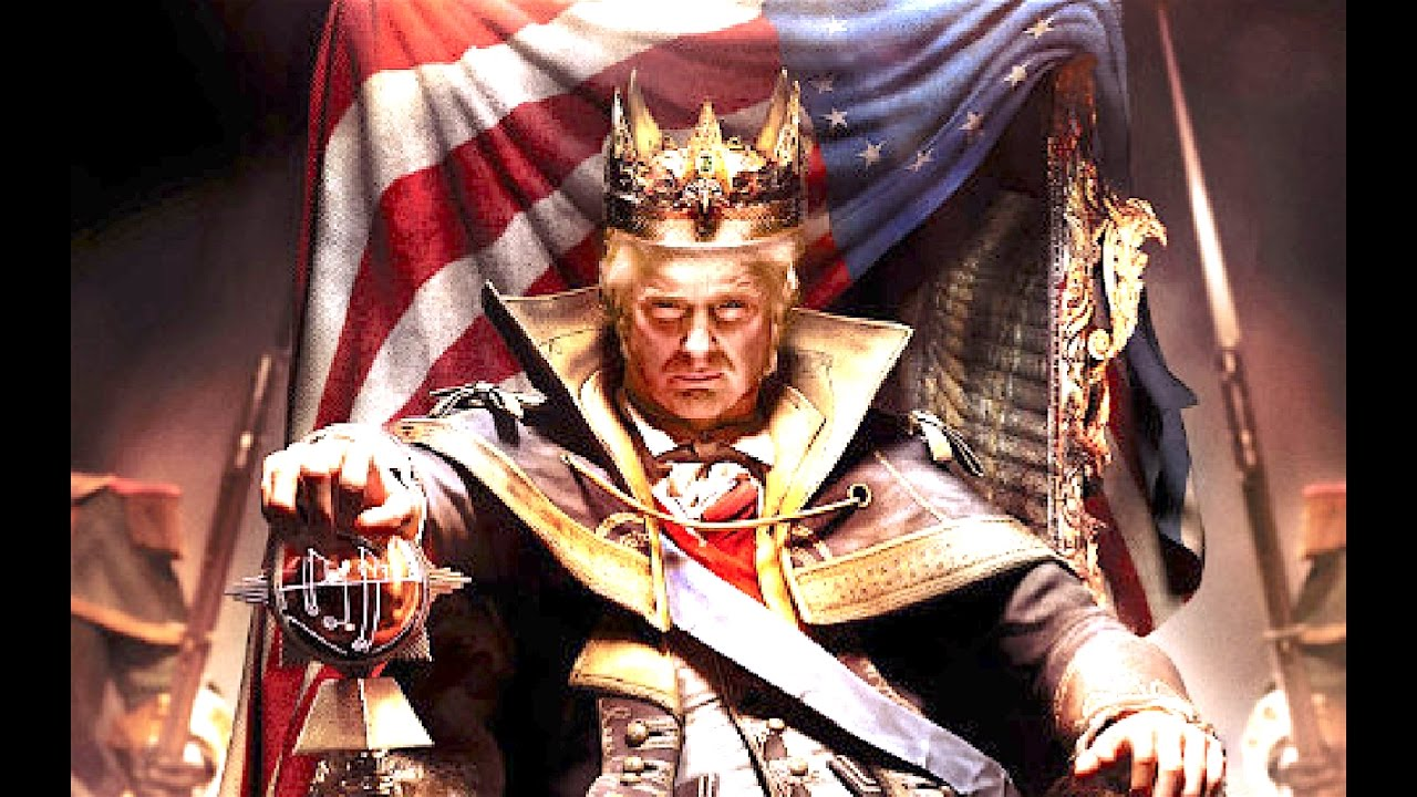 Has Donald Trump Become Emperor of United States? 11/23/16 10