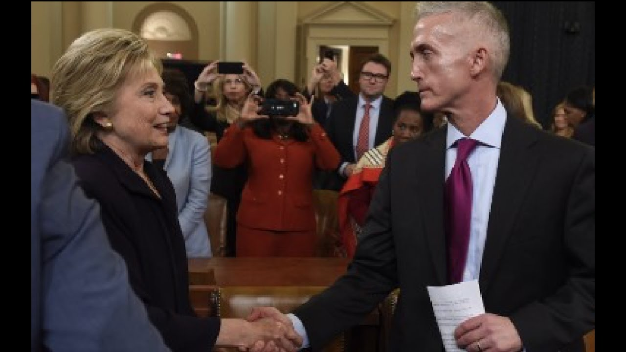 Trey Gowdy on James Comey Reopening Hillary Clinton Email Investigation! 6