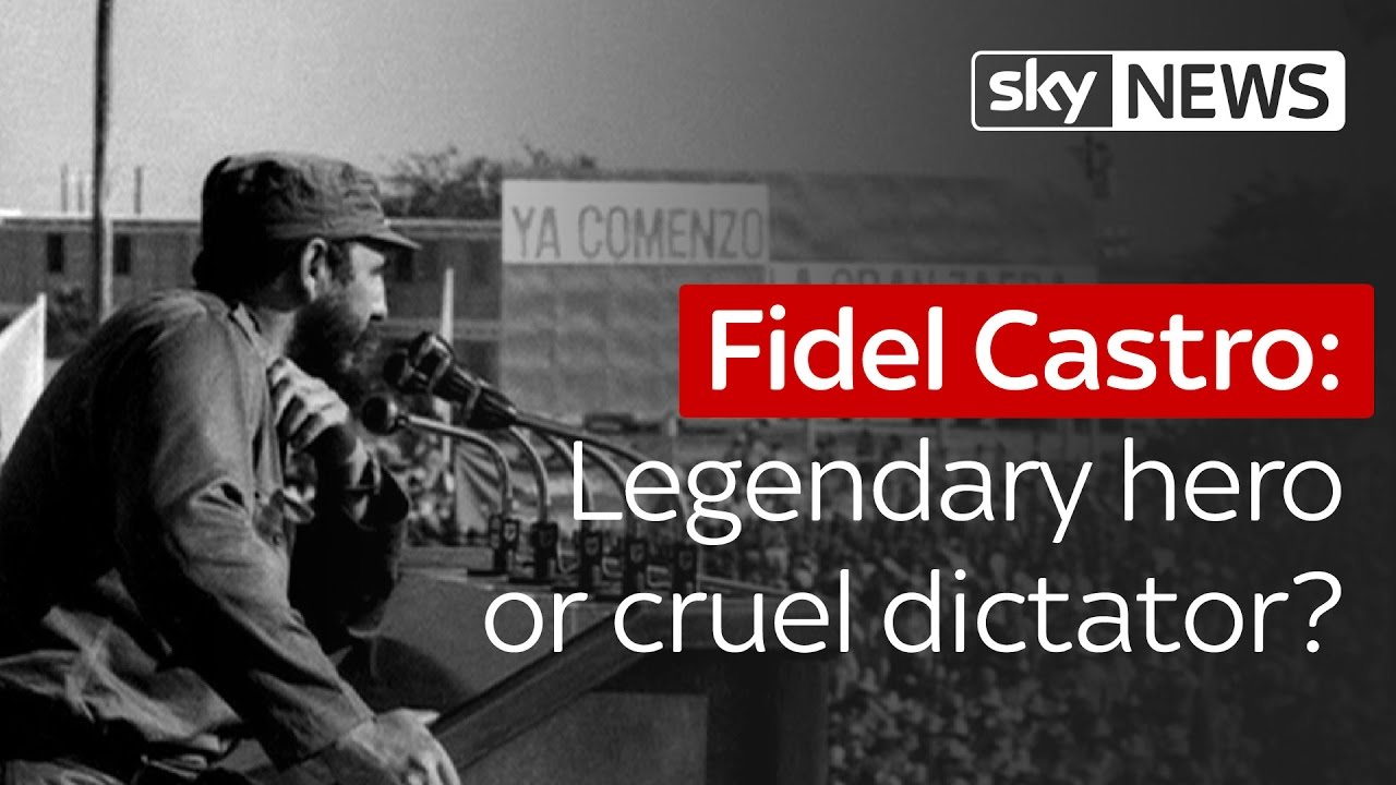 Fidel Castro: Legendary hero or cruel dictator 8