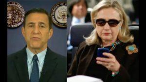 Darrell Issa Updates On Hillary Clinton Investigation! 11/26/16 4