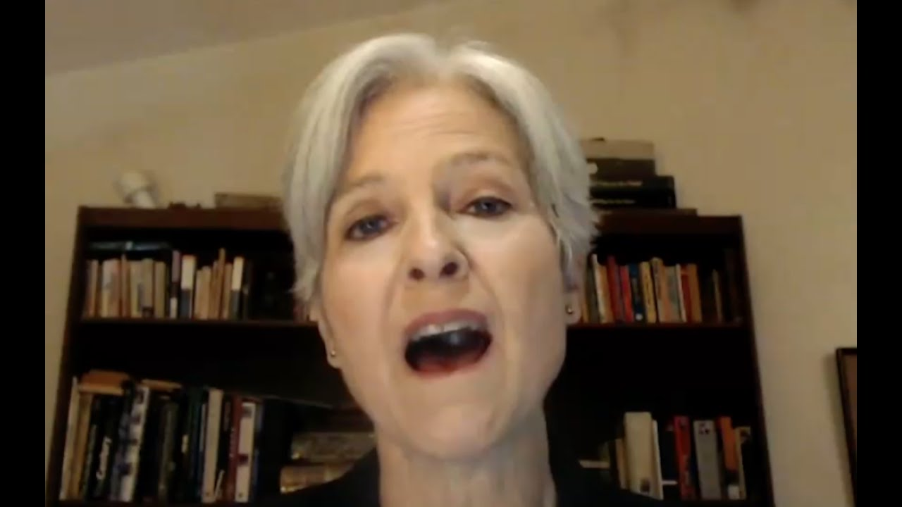 Jill Stein Interview on Vote Recount 11/26/16 10