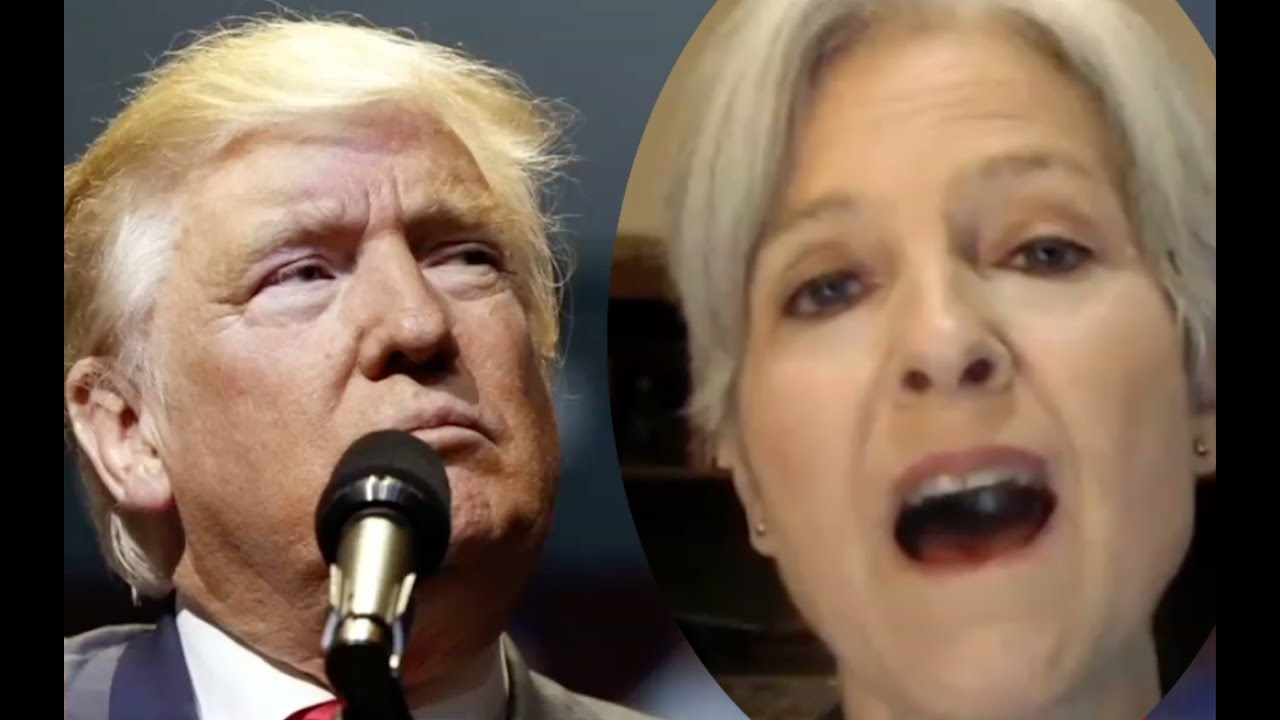 Donald Trump Slams Jill Stein and Vote Recount Efforts 11/26/16 4
