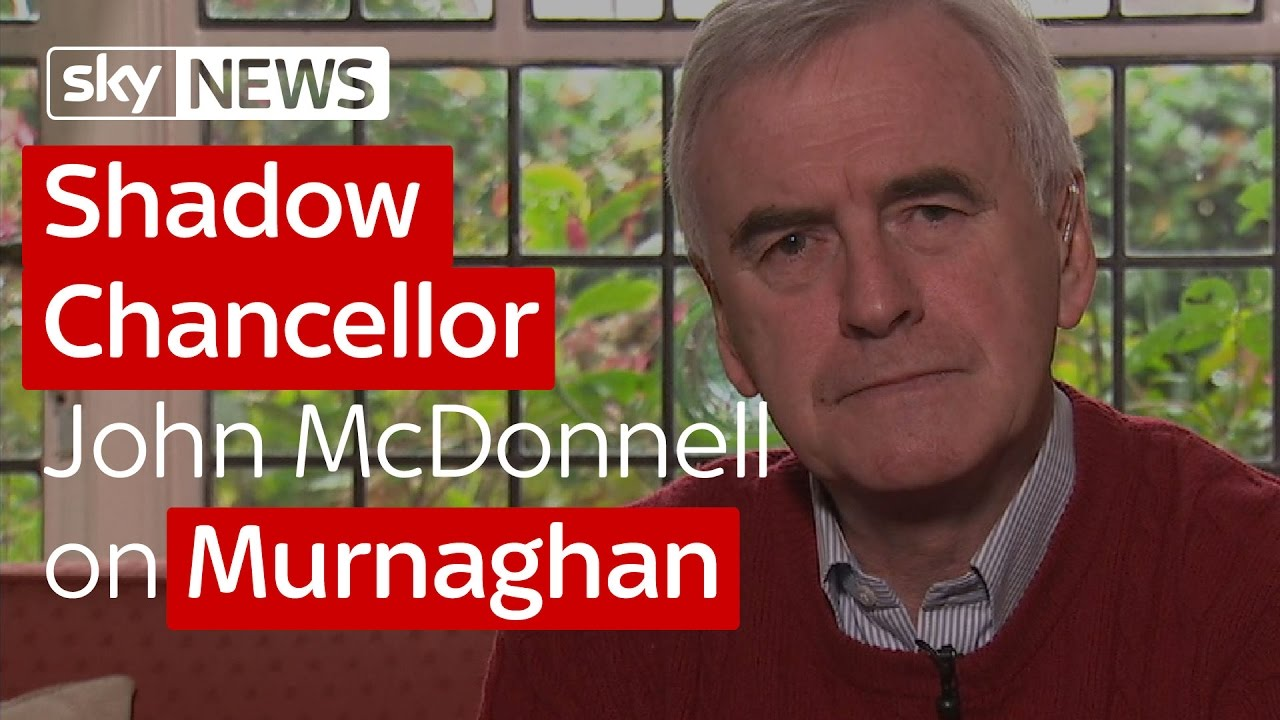 Shadow Chancellor John McDonnell on Murnaghan 1