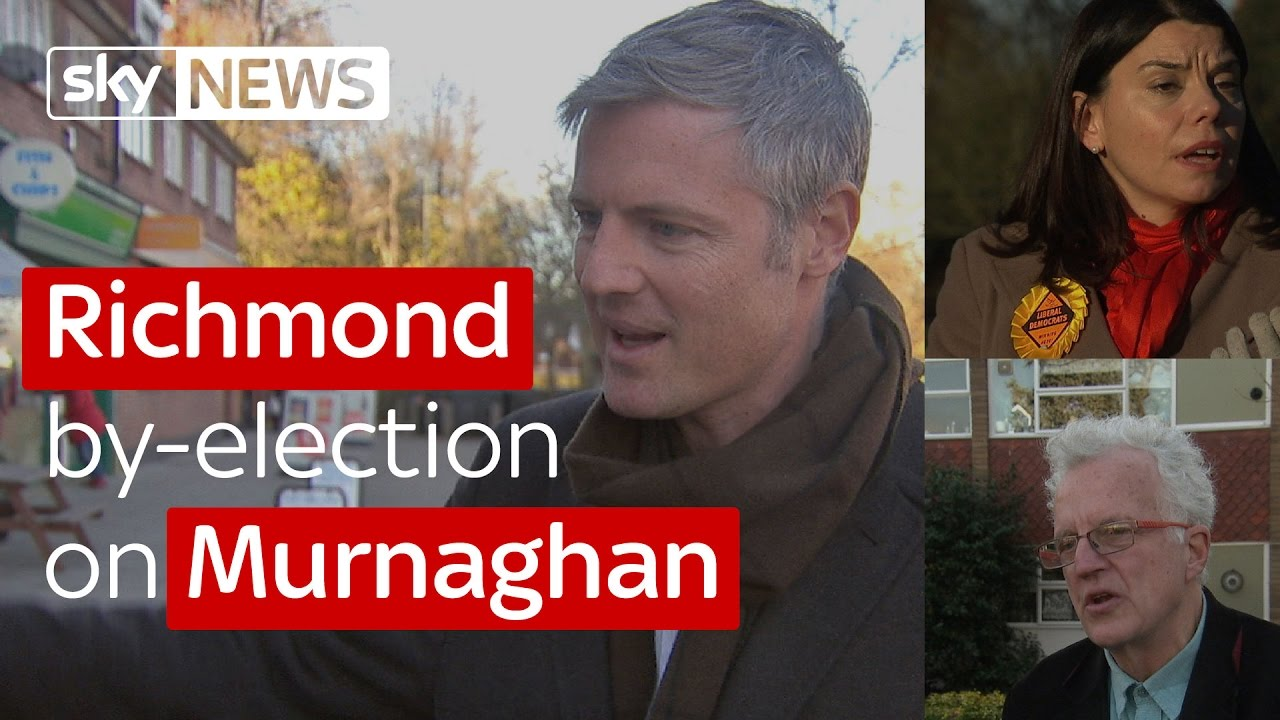 Richmond Park by-election on Murnaghan 1
