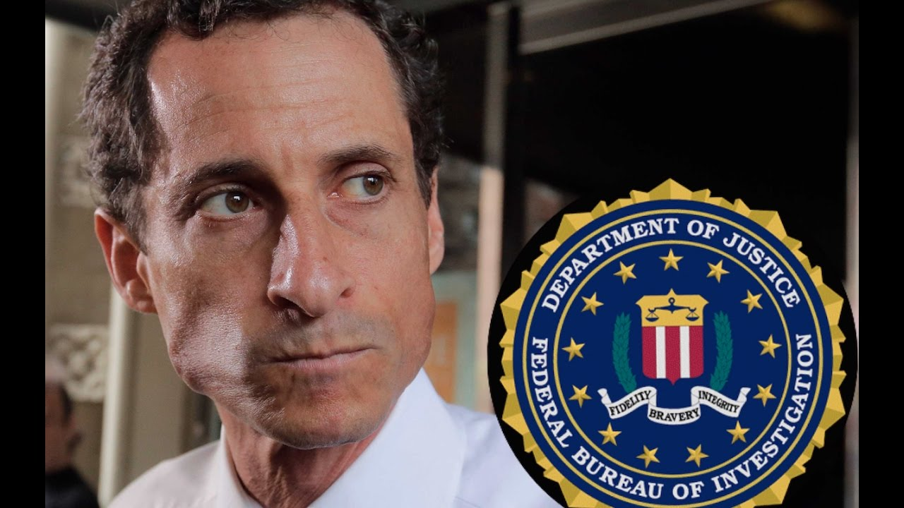 FBI Thanks Anthony Weiner: 650,000 Hillary Clinton Emails Found 10/31/16 7