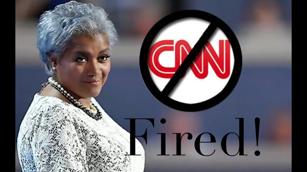 CNN Fires Donna Brazile Over Hillary Campaign Corruption! 10/31/16 11