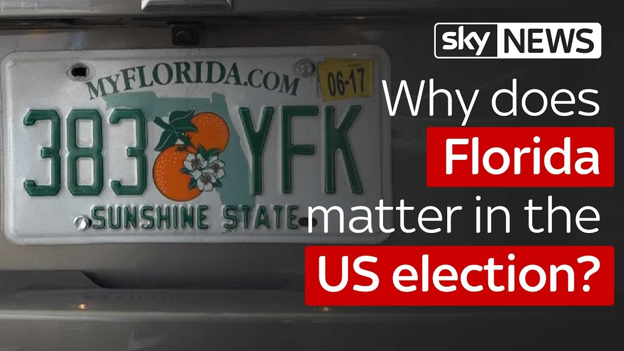 Why does Florida matter in the US election? 6