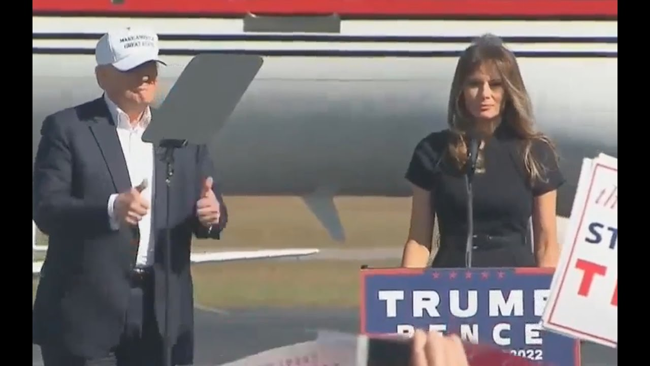 Melania Trump Speech 11/5/16 in Wilmington, NC 8