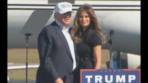 Donald and Melania Trump Speech: Wilmington, NC 11/5/2016 1