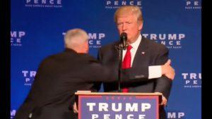 Donald Trump Speech in Reno, Nevada 11/5/16: Donald Trump Attacked 2