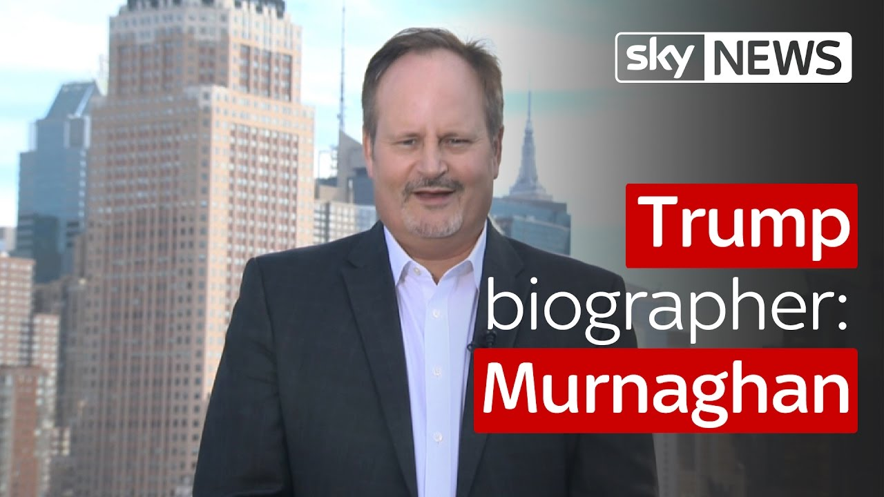 'TrumpNation' biography author Tim O'Brien: Murnaghan 6