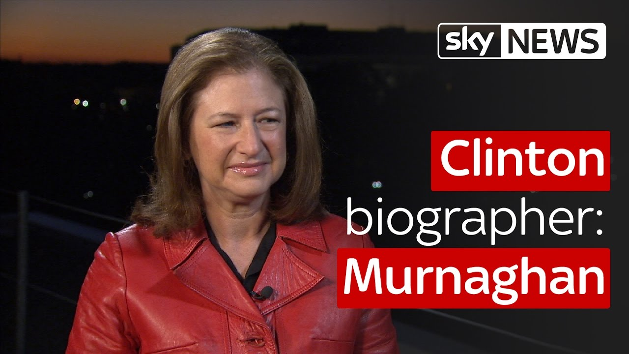 Clinton biography author Suzanne Goldenberg: Murnaghan 3
