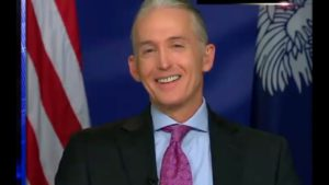 Trey Gowdy Reaction to James Comey Final Conclusion on New Hillary Emails 11/6/16 3