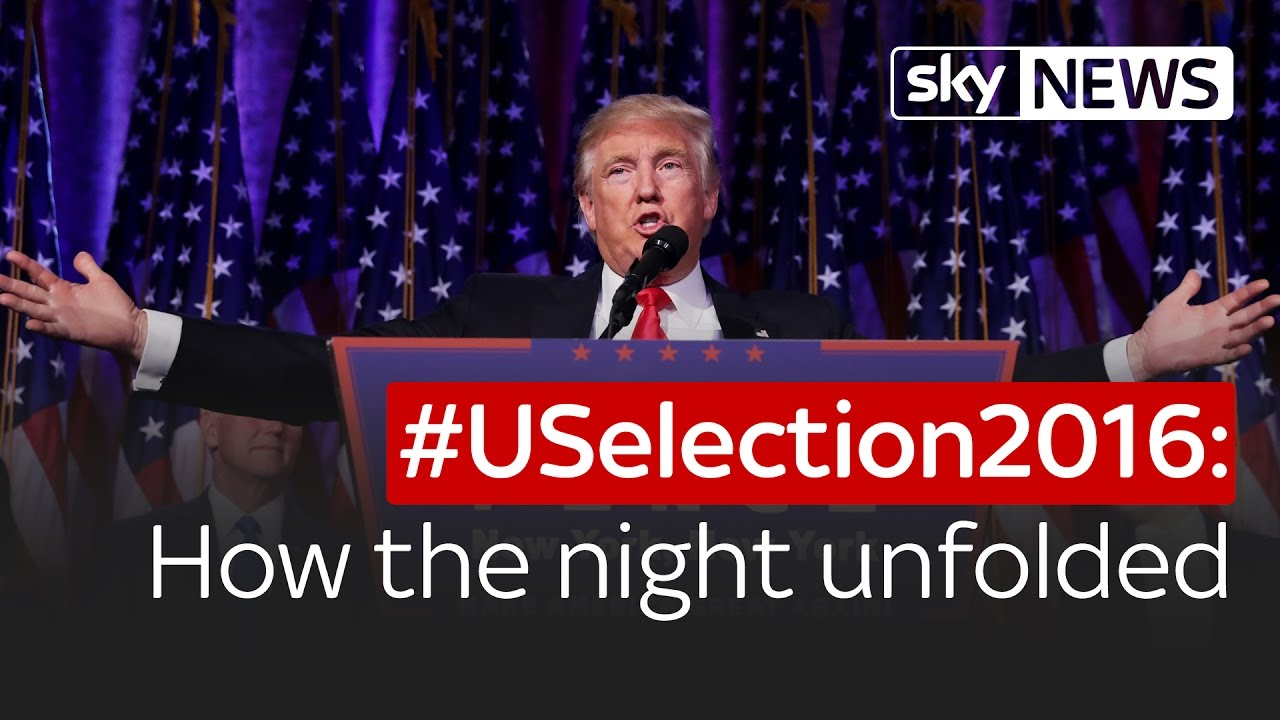 #USelection2016: How the night unfolded and Donald Trump won 5