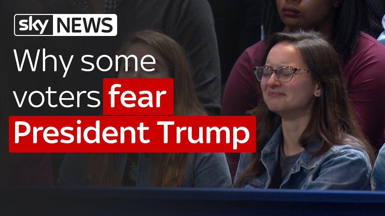 Why some voters fear President Trump 4