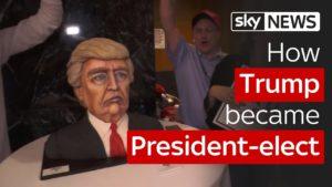 How Donald Trump became President-elect 9