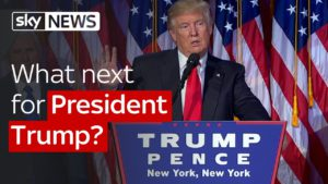 What can we expect from President Trump? 7