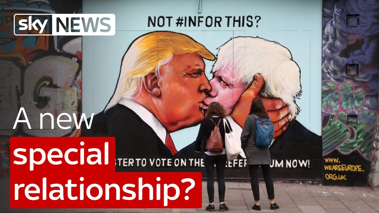 Trump Wins : The start of a new special relationship? 1